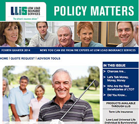 fourth quarter policy matters newsletter